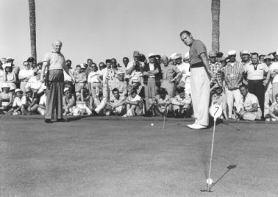 Tournament of Champions, Bob Hope and Walter Winchell