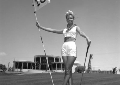 Dunes Golf course opening 4/25/65